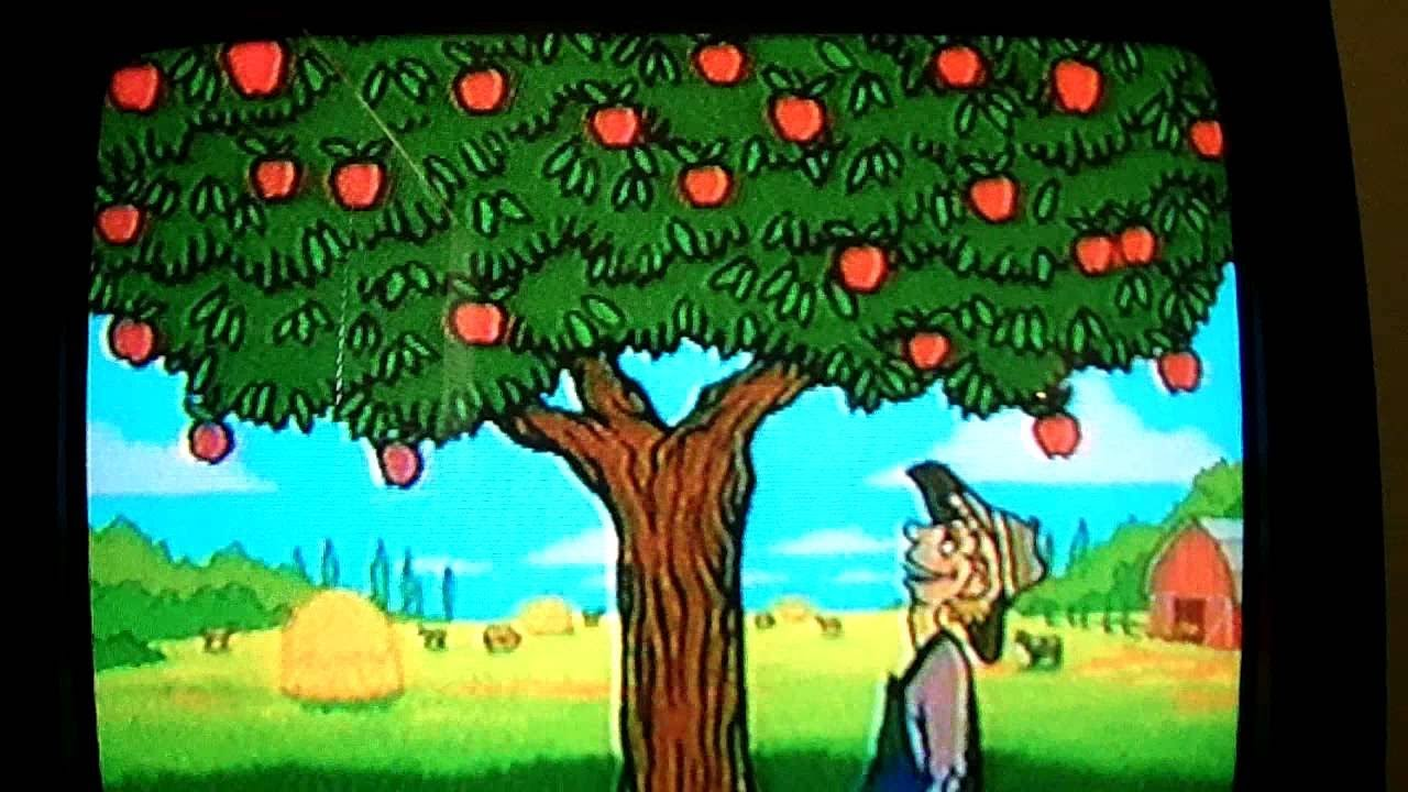The story of an apple