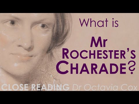 Mr Rochester's Charade—Marriage,