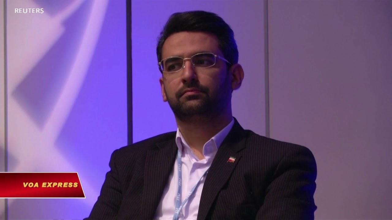 Mỹ chế tài Bộ trưởng Thông tin Iran (VOA)