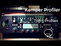 Kemper Profiler - Top 5 Profiles (At The Moment)