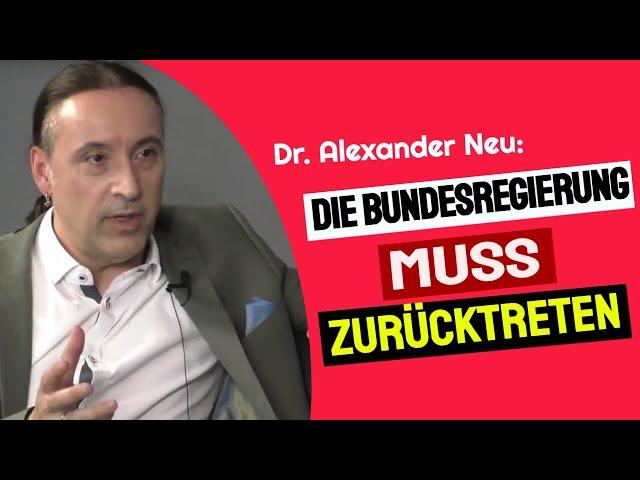 Dr. Alexander Neu: