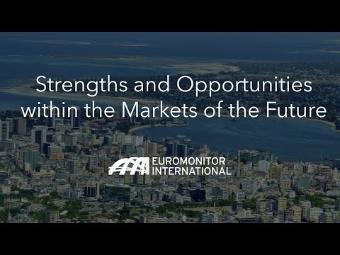 Strengths and Opportunities within the Markets of the Future