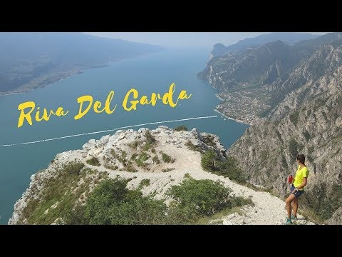 STUNNING Riva Del Garda // Lake Garda, Italy Travel Guide