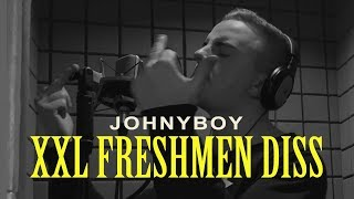 Смотреть клип Johnyboy - Xxl Freshmen Diss