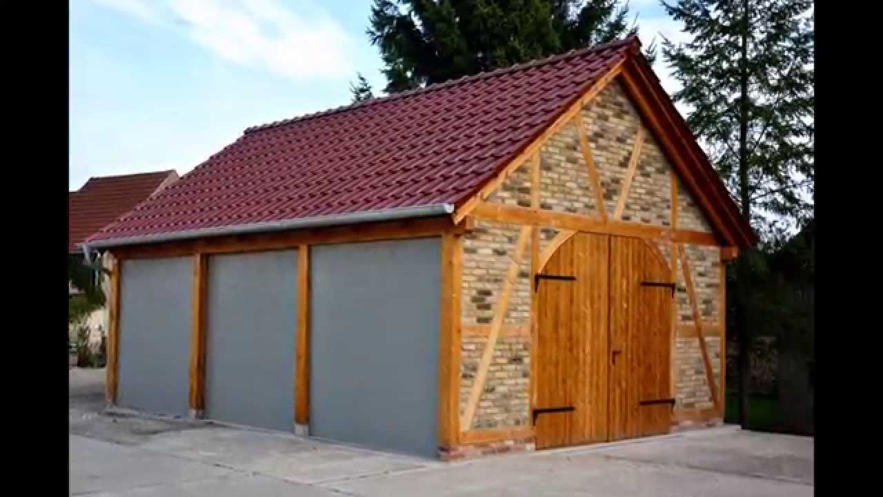 carport und holzgaragen vom carportbauer in brandenburg und berlin youtube. Black Bedroom Furniture Sets. Home Design Ideas