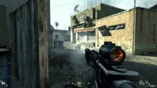 Call of Duty 4 Modern Warfare Walkthrough Part 3
