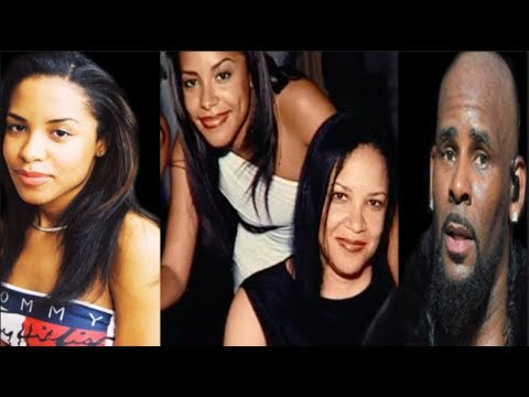 Lifetime EXPOSES Aaliyahs MOM For P|mp!ng Her Out To R.Kelly At 15