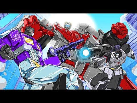 Download Transformers Devastation Shattered Glass Trailer