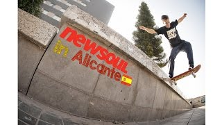 Newsoul Skateboards - Alicante
