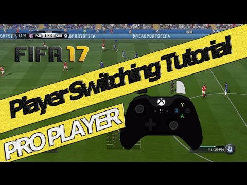 FIFA 17 SWITCHING TUTORIAL / WHICH PLAYER TO SELECT + RIGHT ANALOG SWITCHING - VS L1/LB