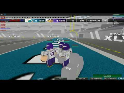 The Roblox Football League featuring Huggbees and Geepm