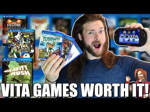 10 PS VITA Games Worth Buying!