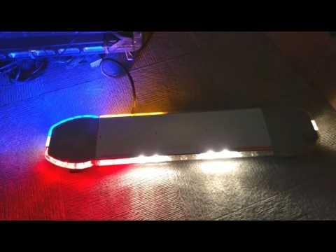 911ep Galaxy lightbar #1 - YouTubeYouTube