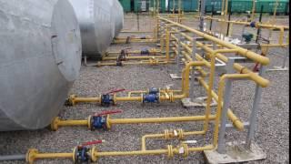 Обвязка емкостей сжиженного газа пропана СУГ(обвязка 3 емкостей сжиженного газа объемом по 20 кубов каждый. Система газоснабжения паровой котельной 3..., 2016-09-19T03:07:36.000Z)