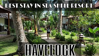 Andaman Trip - Best Stay In Sea Shell Resort Havelock