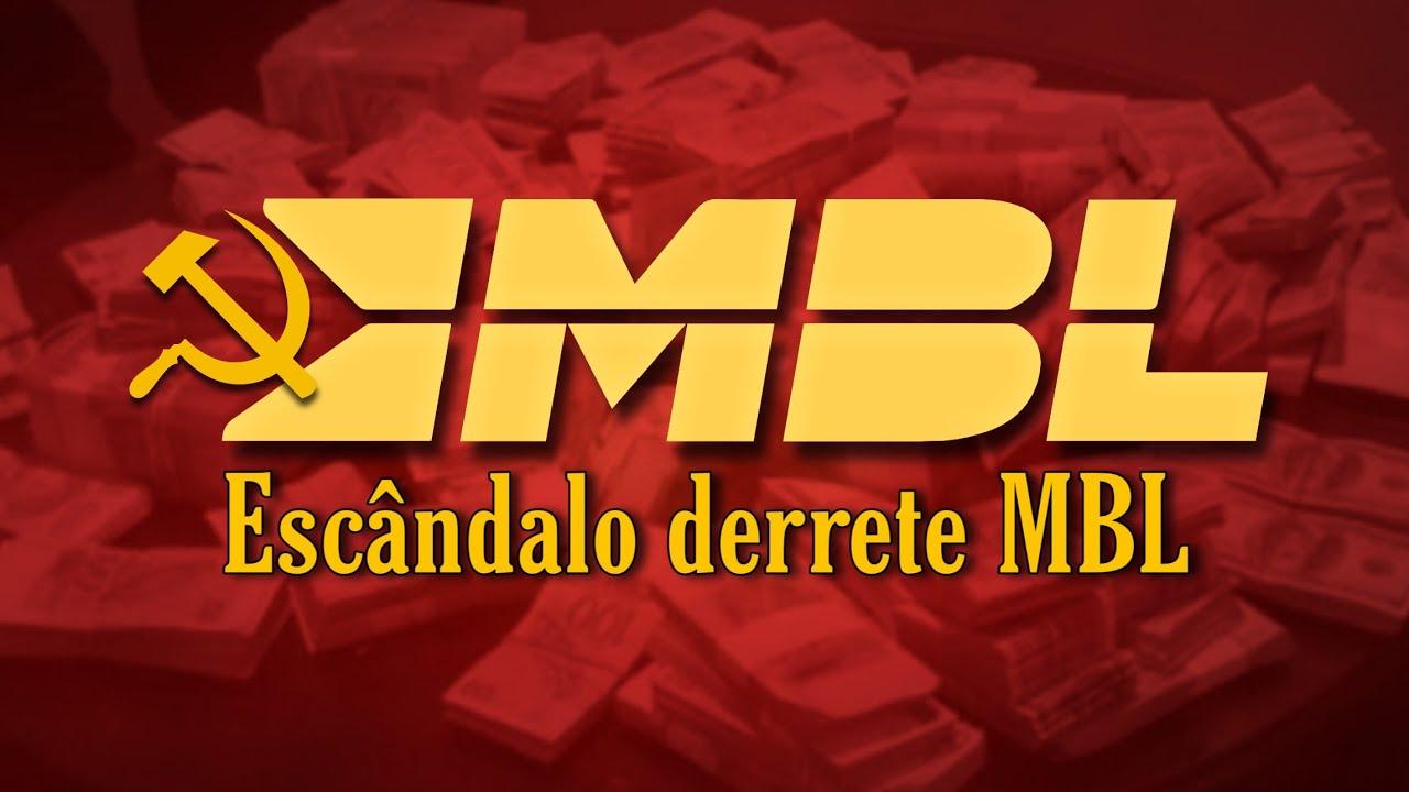 Escândalo derrete MBL