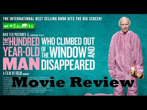 The 100 Year Old Man Who Climbed Out the Window and Disappeared (2015) Movie Review