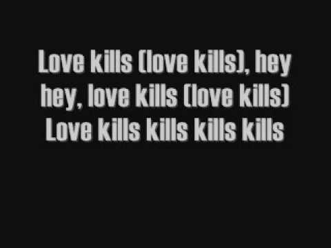 Freddie Mercury - Love Kills [Lyrics]