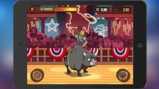 PBR: Raging Bulls геймплей (gameplay) HD качество