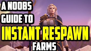 A Noobs Guide To Instant Respawn Farms