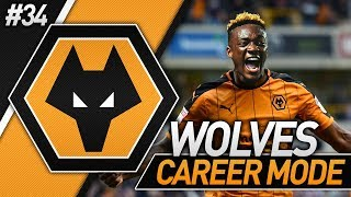 ABRAHAM IS UNREAL! FIFA 18 WOLVES CAREER MODE #34