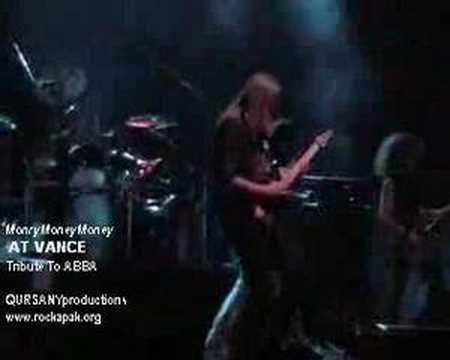 AT VANCE - Money Money Money (Tribute To ABBA)