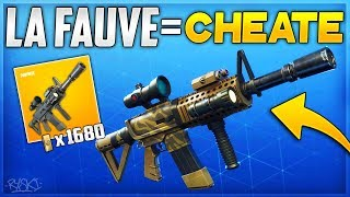 Fortnite: This Weapon Is Powerful on Fortnite Save the World!! - ( Introducing the Fauve)