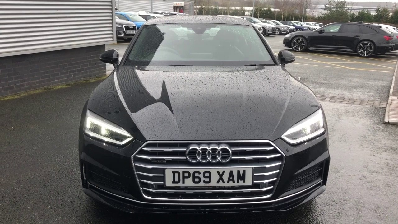 Approved Used Audi A5 Sportback for sale at Stoke Audi ...