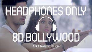 Gambar cover Ek Villain | Ankit Tiwari | Sidharth Malhotra (8D BOLLYWOOD) (USE HEADPHONES)