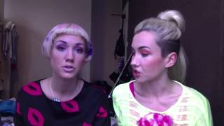 Blonde Electra on Languages (Arabic, German, Russian, Polish and Slovak)