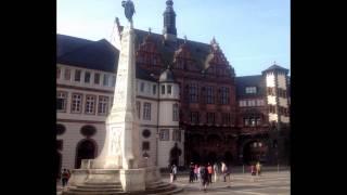 видео Достопримечательности Франкфурта-на-Майне (Германия)