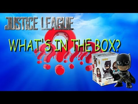 Blindly Finding Justice (The Toy Box)