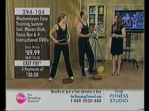 Jennifer Singer featured on The Shopping Channel for MasterMoves