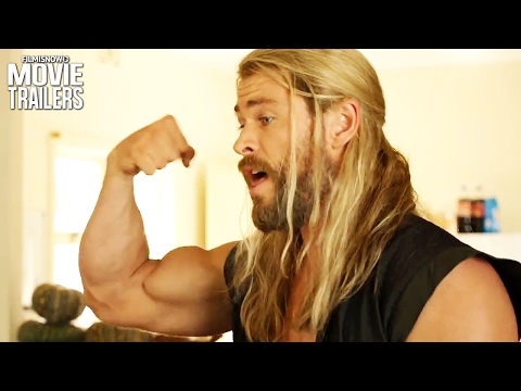Thor: Ragnarok - Thor and Darryl are back in hilarious new promo