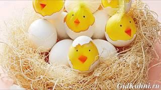 Поделки из яиц