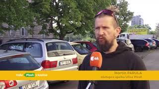 Plzeň v kostce (18.5.-24.5.2020)