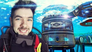 MY AWESOME NEW BASE | Subnautica - Part 17 (Full Release)
