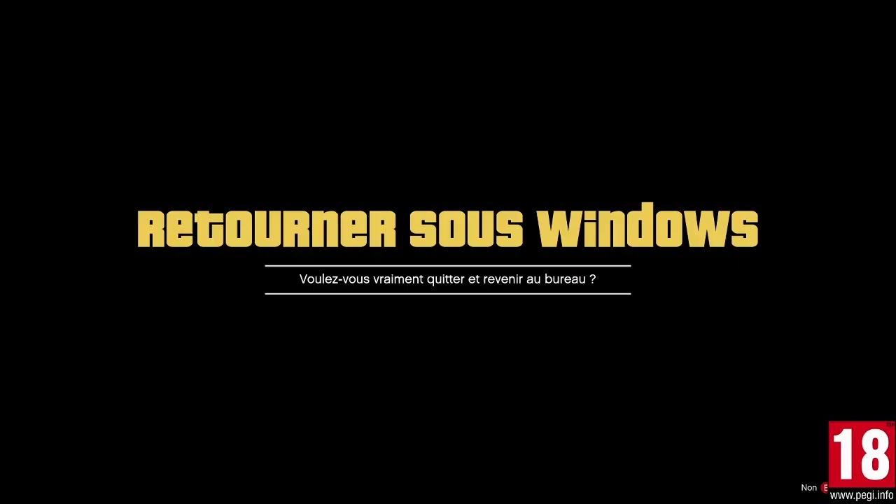 Download Univers jeux + 18 ans : Grand Thefh Auto V