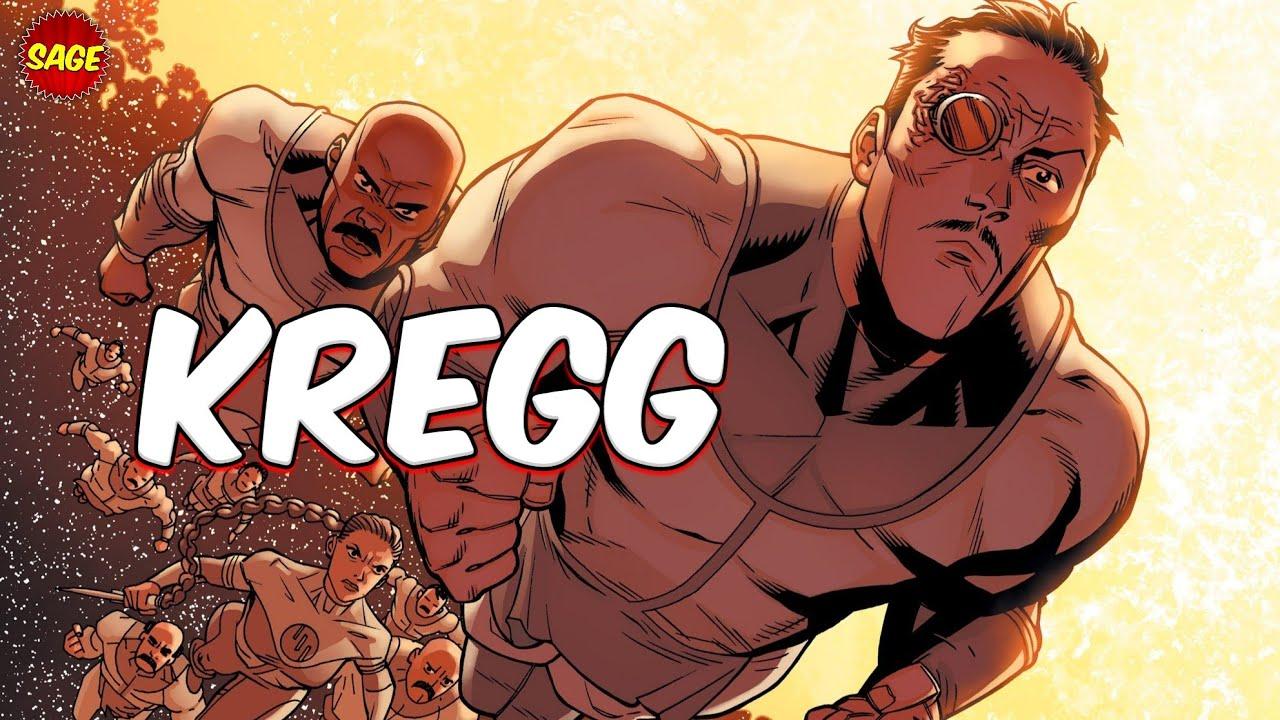 Who is Image Comics' General Kregg? Fierce Viltrumite Commander