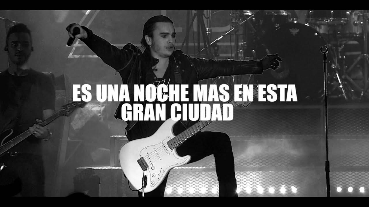 Noches de Insomnio - Lyrics video