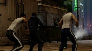 Sleeping Dogs Fight Club Winning by only doing counter