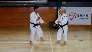 北海道少林寺拳法連盟 Hokkaido Shorinjikempo Renmei