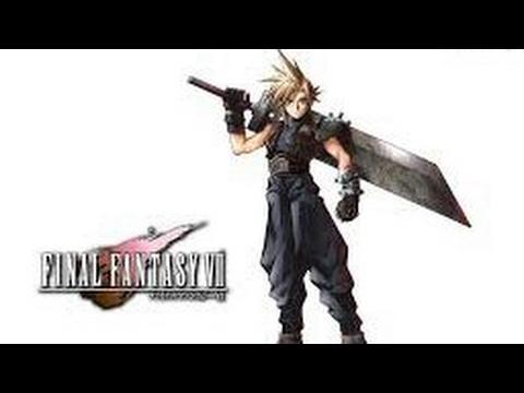 Final Fantasy VII part 1
