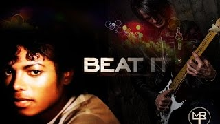 BEAT IT - Riff || Michael Jackson || Mr.T