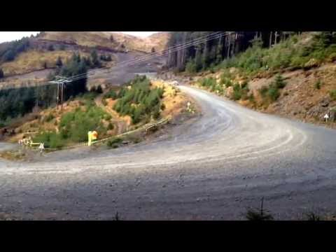 Mid Wales rally 2015 ( Historic ) ss4