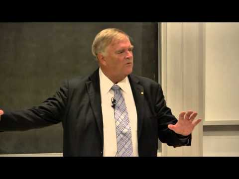 Kim Beazley - Australian Ambassador to the United States at Cornell University - 9/12/2013