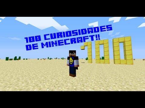 100 Curiosidades De Minecraft
