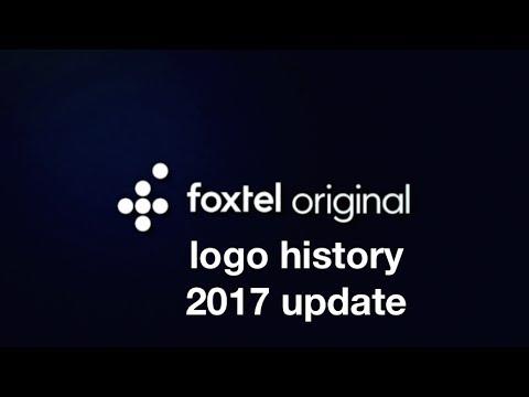Foxtel production logo history (plus subsidiaries)