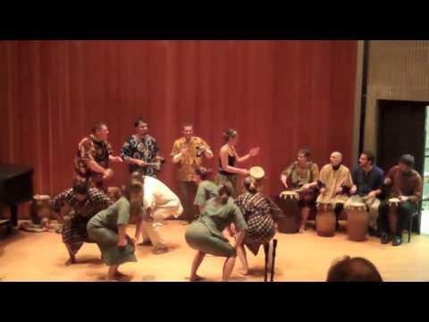 GAHU- UMASS Dartmouth Kekeli West African Drum and Dance Ensemble