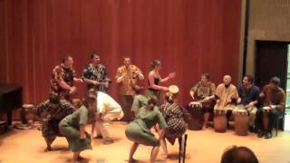 GAHU- UMASS Dartmouth Kekeli West African Drum and Dance Ensemble